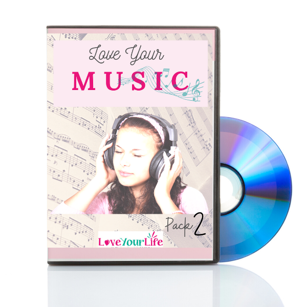 Love Your Music Pack 2
